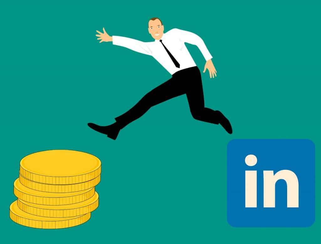 B2B行銷:用LinkedIn與使用者對話,用流量創造營收 (Source: Pixabay)